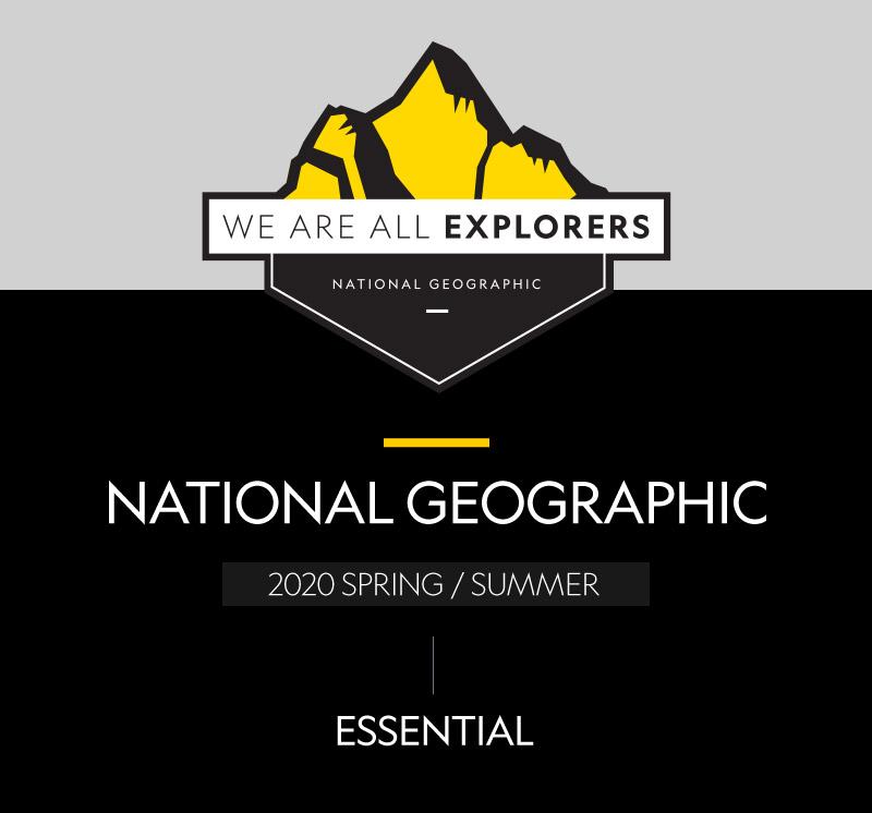 내셔널지오그래픽(NATIONALGEOGRAPHIC) N205ABG920 빅로고 버디 백팩 BLACK